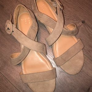 A New Day sandals size 7